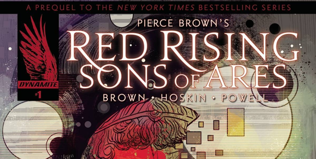 Red Rising Sons of Ares