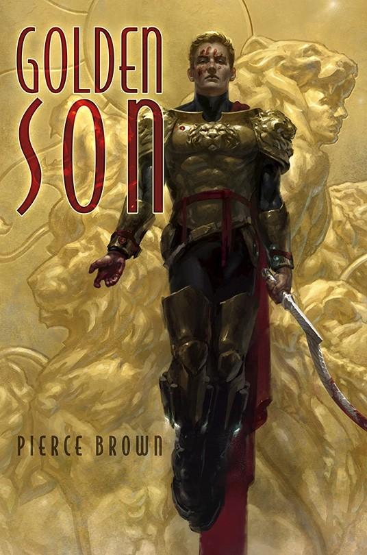 Golden Son Subterranean Press cover