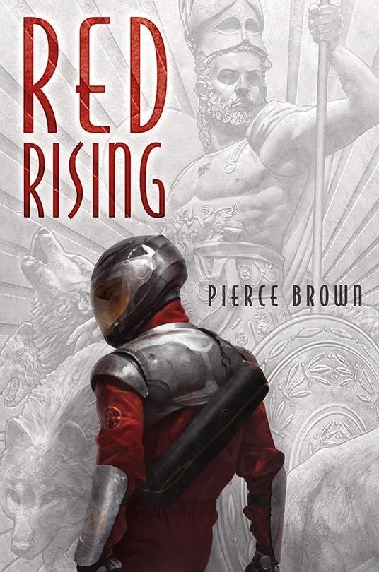 Subterranean Press Red Rising cover