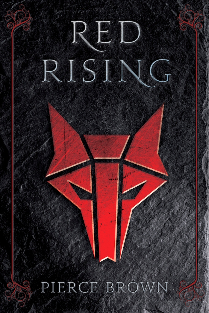 Red Rising B&N exclusive